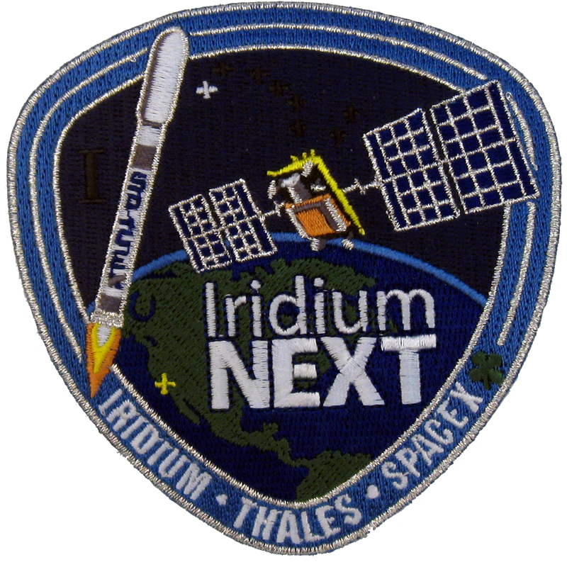 Launch One Patch