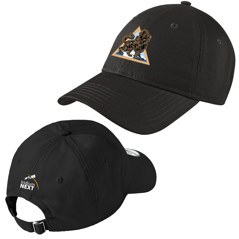 Launch Three New Era® Adjustable Unstructured Cap