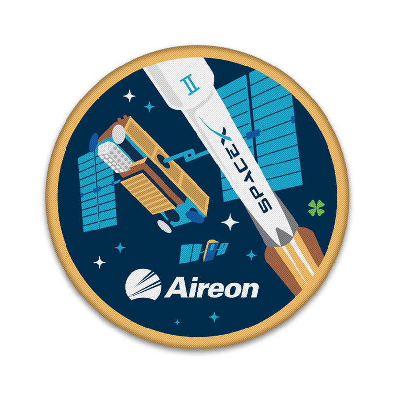 Aireon Launch 2 Patch