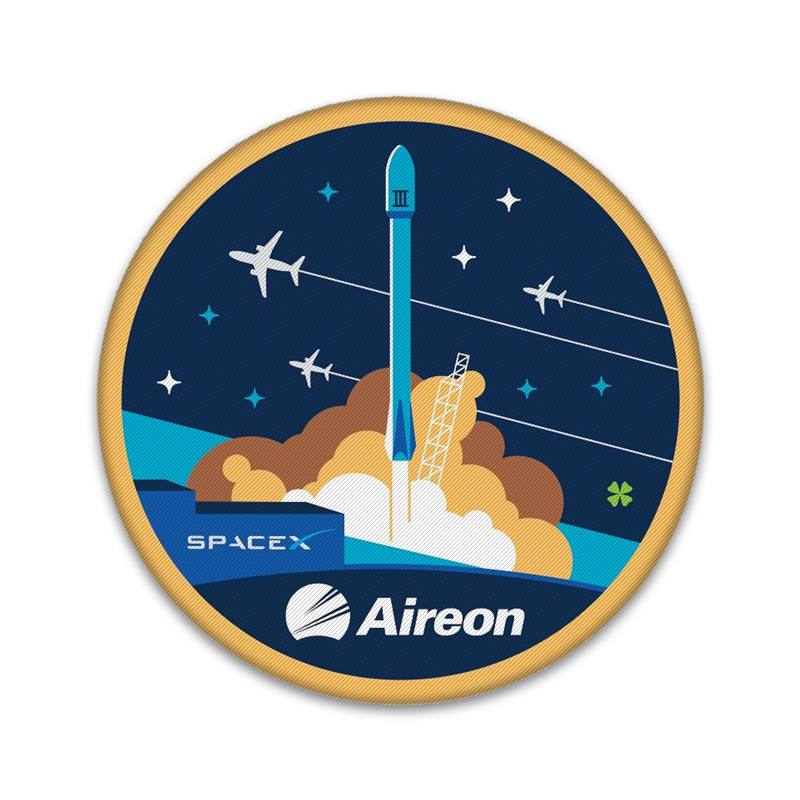Aireon Launch 3 Patch