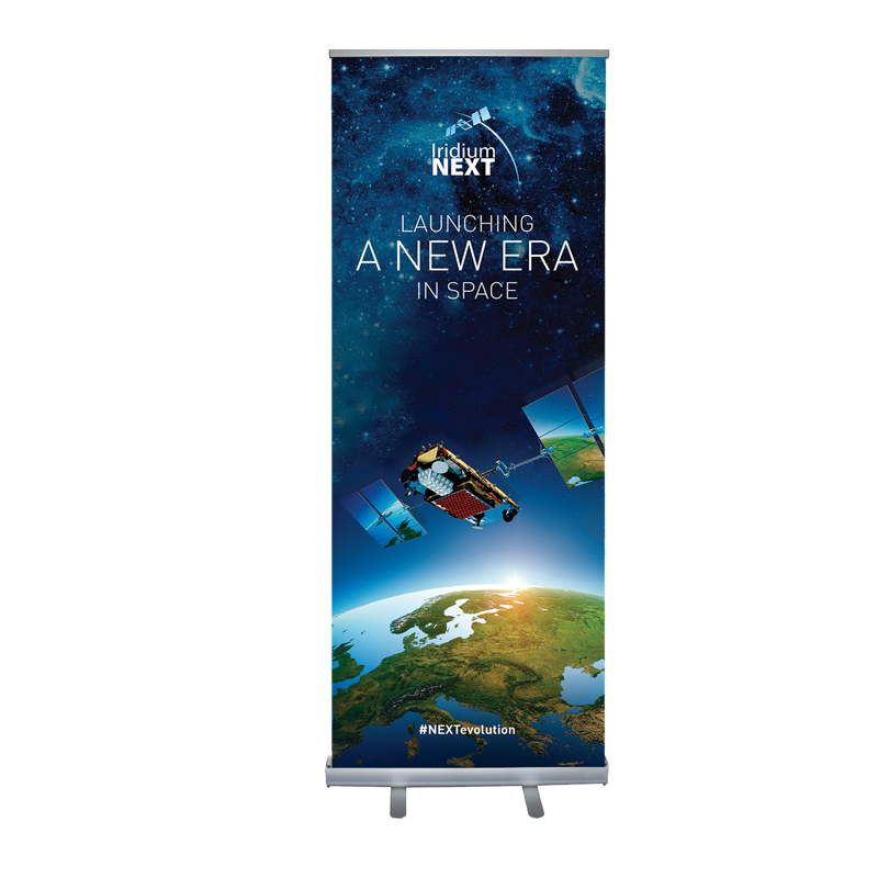 Retractable Banner Stand - Multi-use