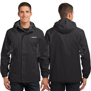 Men's Port Authority® Cascade Waterproof Jacket - For those days when the rain just won't stop.