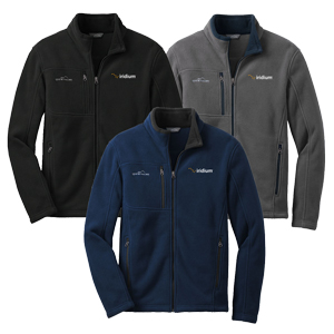 Men's Eddie Bauer® Full-Zip Fleece Jacket - This super soft and warm jacket is as comfortable as it gets for fall hikes and everyday excursions.
