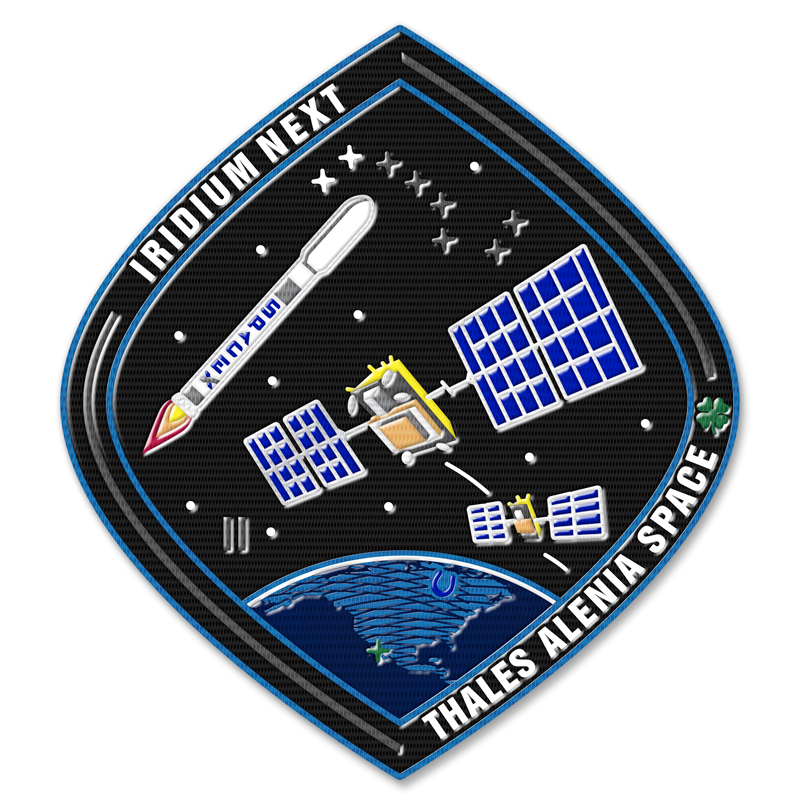 Launch Two Patch