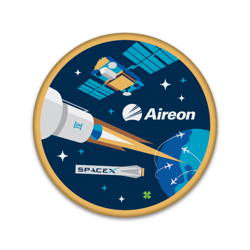 Aireon Launch 4 Patch
