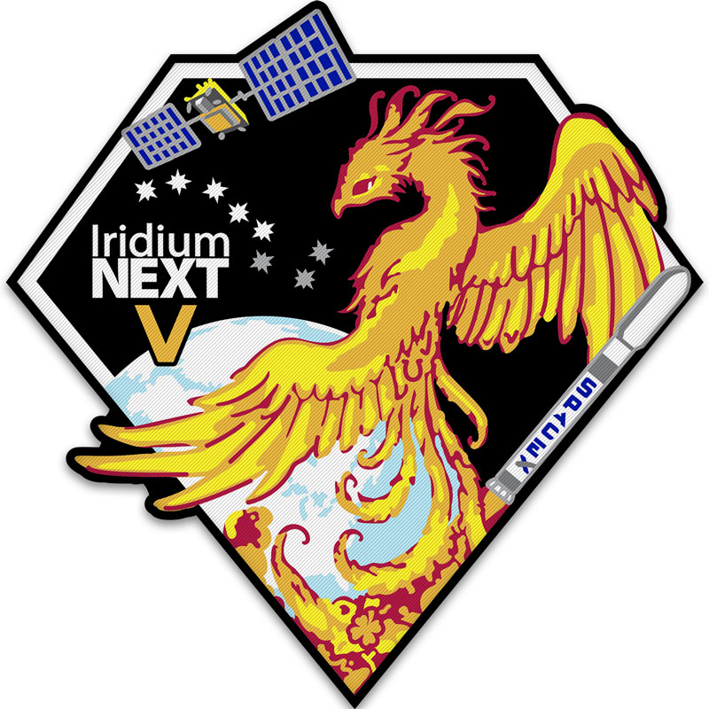 Launch Five Patch
