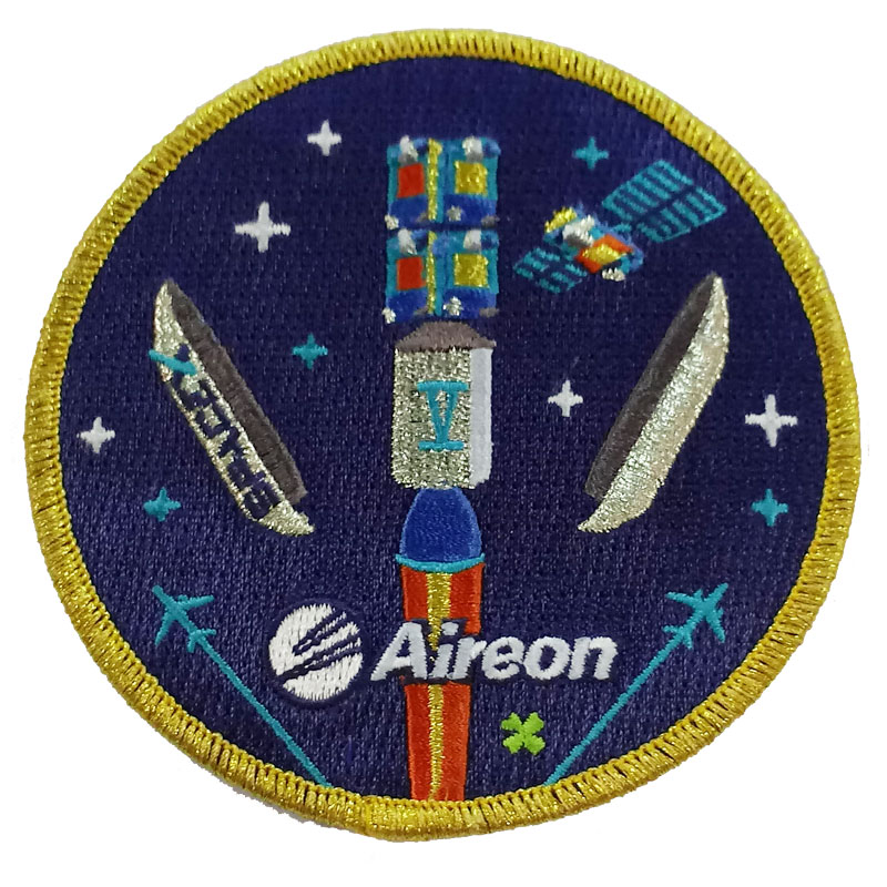 Aireon Launch 5 Patch