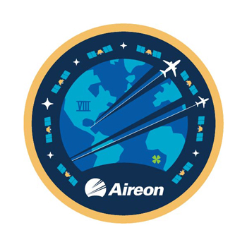 Aireon Launch 8 Patch - Launch Patch
