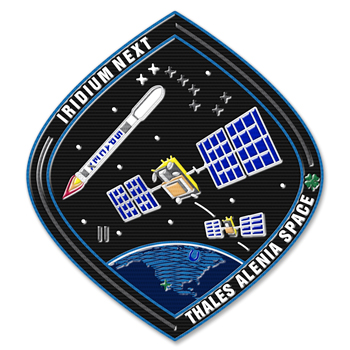Launch Two Patch - Launch Patch