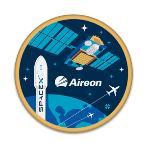Aireon Launch 1 Patch - Launch Patch