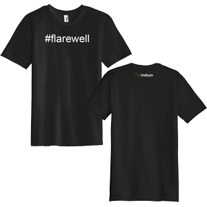 #Flarewell Anvil® Tri-Blend T-Shirt