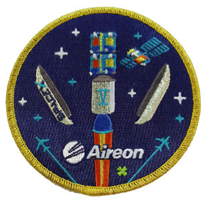 Aireon Launch 5 Patch - Launch Patch