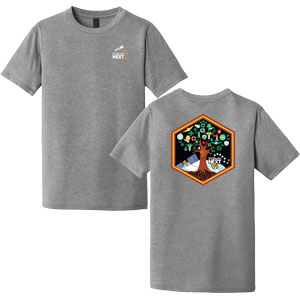 Launch Six District Made® Youth Perfect Tri® Crew Tee - This tee is perfectly soft, comfortable, and lightweight.