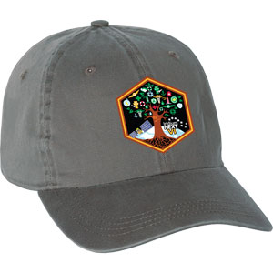 Launch Six U-Verve Vintage Ballcap - The Verve has a casual look and feel, with a pre-curved peak, semi-structured crown and engraved metal buckle closeure.