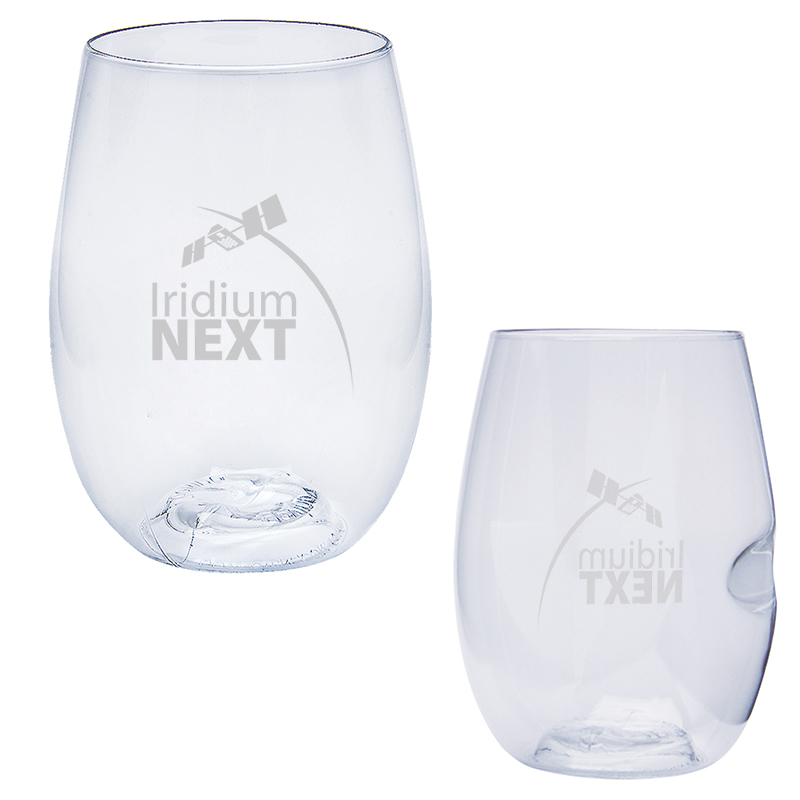 "Govino® 16 oz. Wine Glass - The award-winning Govino® wine ""glass"" is actually not glass at all."